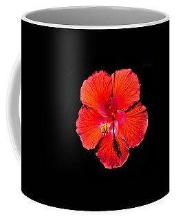 Hibiscus Flower Coffee Mug