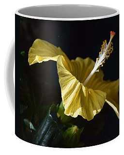 Hibiscus Coffee Mug