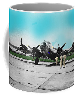 Hickam Fort Coffee Mug