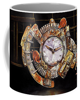 Hickory Dickory Dock Coffee Mug