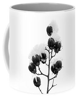 Hickory Tree In Winter Coffee Mug