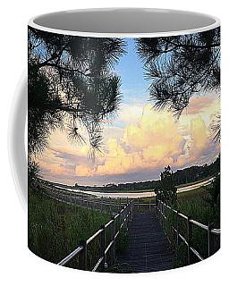 Hidden Agenda Coffee Mug by Shelia Kempf
