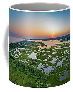 Coffee Mug featuring the photograph Hidden Beauty Pano by Michael Hughes