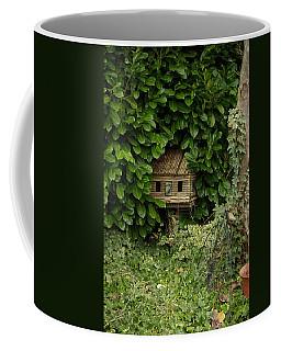 Hidden Birdhouse Coffee Mug