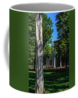 Coffee Mug featuring the photograph Hidden Columns - Color by James L Bartlett