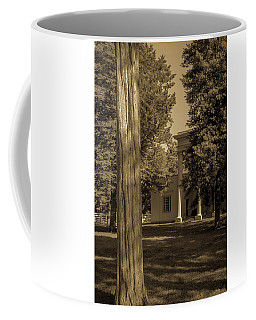 Hidden Columns  Coffee Mug