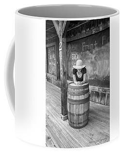 Hidden Face Coffee Mug