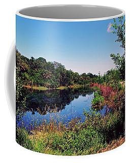 Coffee Mug featuring the photograph Hidden Lake by Gary Wonning