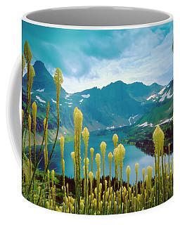 Hidden Lake, Gnp Coffee Mug