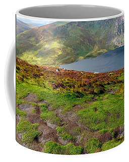 Coffee Mug featuring the photograph Hidden Lake by Rosanne Licciardi