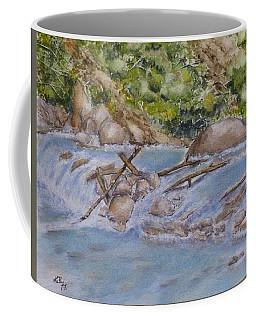 Hidden Little Creek Coffee Mug by Kelly Mills