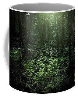 Hidden Places Coffee Mug