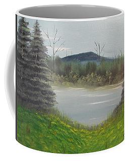 Hidden Pond  Coffee Mug