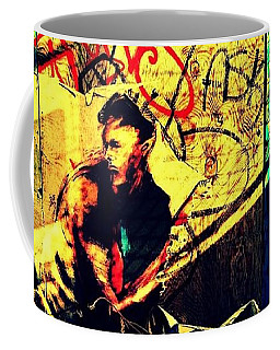 Hidden Stranger Coffee Mug