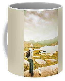 Hidden Tasmania Trails Coffee Mug