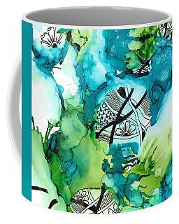 Hidden Treasure Coffee Mug by Jan Steinle