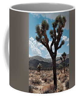 Hidden Valley Joshua Tree Portrait Coffee Mug