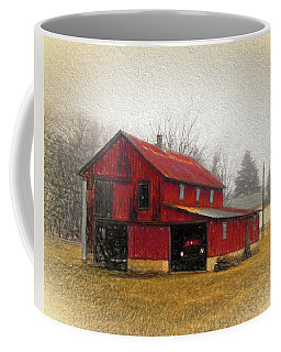 Hide Away Coffee Mug