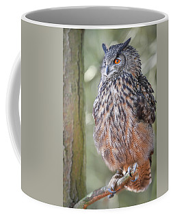 Hiding In The Trees Coffee Mug