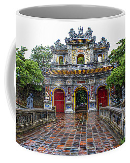 Hien Nhon Gate, Citadel, Hue,vietnam Coffee Mug