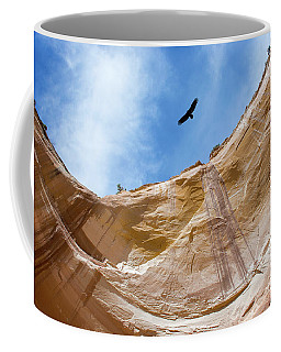 High Above Echo Amphitheater Coffee Mug