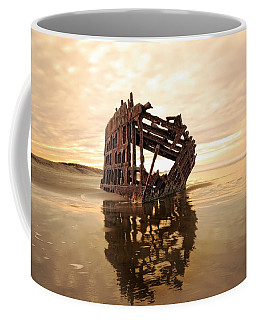 High And Dry, The Peter Iredale Coffee Mug