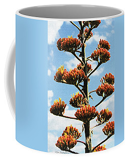 High Country Red Bud Agave Coffee Mug
