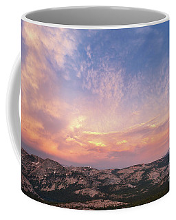Coffee Mug featuring the photograph High Country View by Sharon Seaward