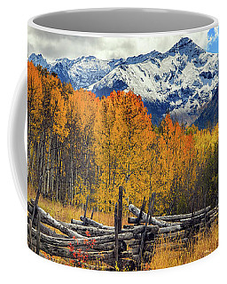 High County Ablaze Coffee Mug