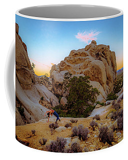 High Desert Pose Coffee Mug