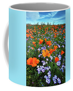 High Desert Wildflowers Coffee Mug