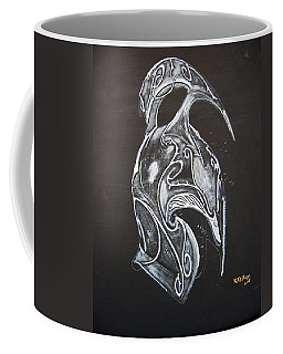 High Elven Warrior Helmet Coffee Mug