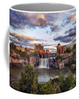 High Falls Rochester Coffee Mug