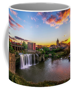 High Falls Rochester Ny Coffee Mug
