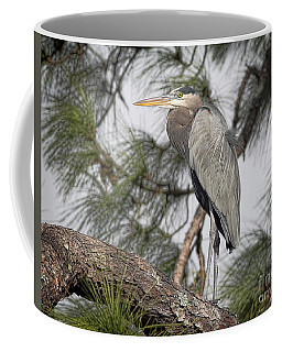 High In The Pine Coffee Mug