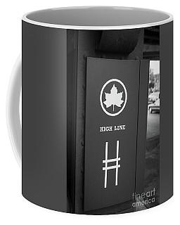 High Line Park Nyc Coffee Mug
