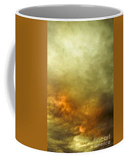 Coffee Mug featuring the photograph High Pressure Skyline by Jorgo Photography - Wall Art Gallery