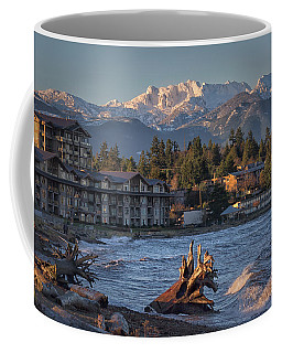 High Tide In The Bay Coffee Mug