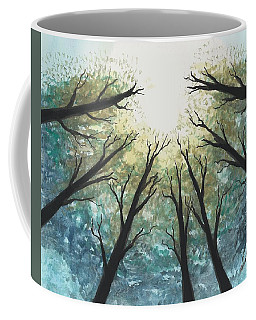 High Trees Coffee Mug by Edwin Alverio