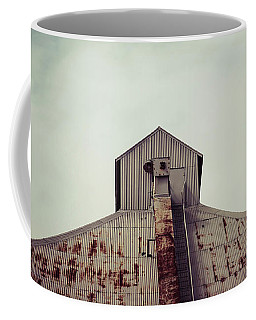 Coffee Mug featuring the photograph High View by Trish Mistric