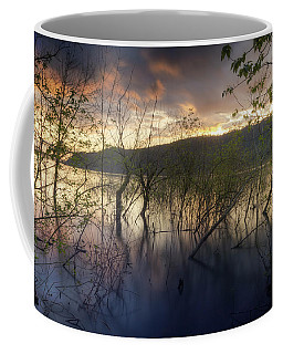 High Water Sunset Coffee Mug