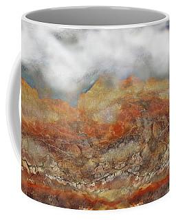 Higher Elevation Fog Coffee Mug