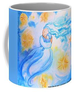 Higher Then The Stars Coffee Mug by Gioia Albano