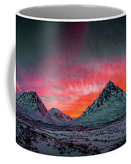 Highland Afterglow Coffee Mug