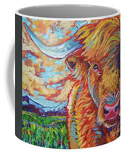 Highland Breeze Coffee Mug