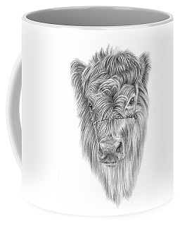 Highland Calf Coffee Mug