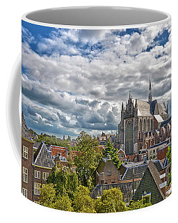 Highland Church Seen From Leiden Castle Coffee Mug