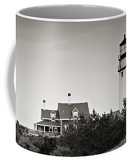 Highland Light At Cape Cod Coffee Mug