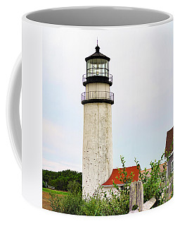 Coffee Mug featuring the photograph Highland Lighthouse II by Marianne Campolongo