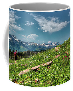 Highline Trail Adventure Coffee Mug